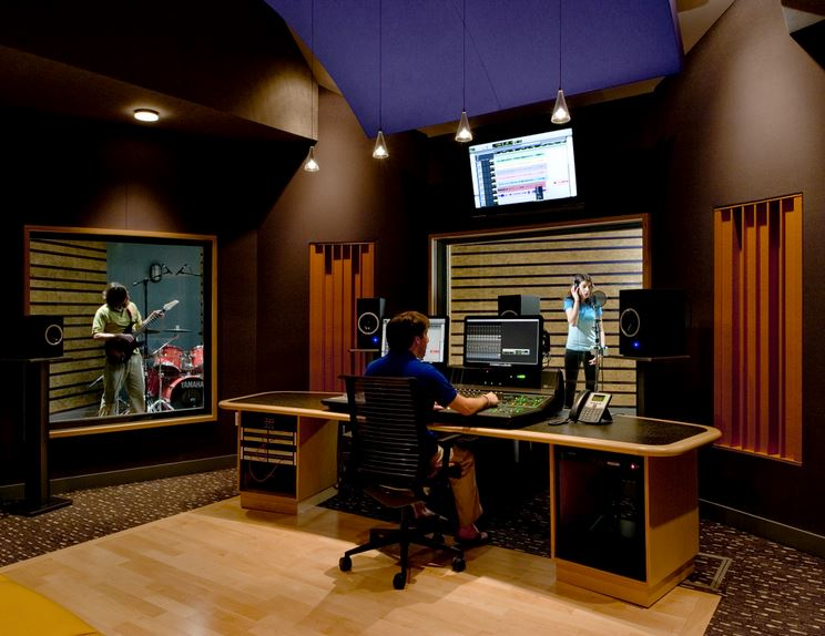 Audio Production/Broadcasting